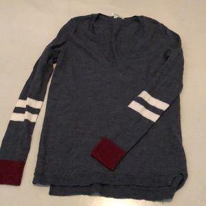 Madewell V-Neck Wool Sweater